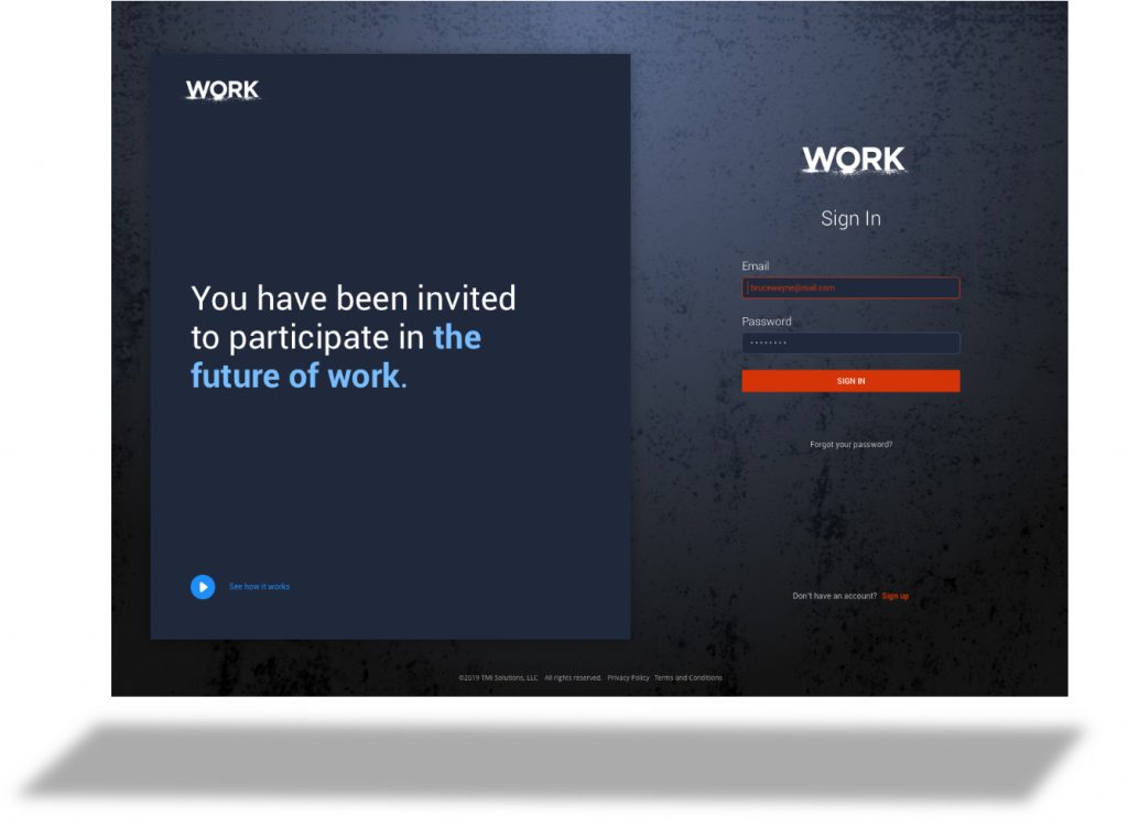 Workflow, Optimization Reporting Knowledge